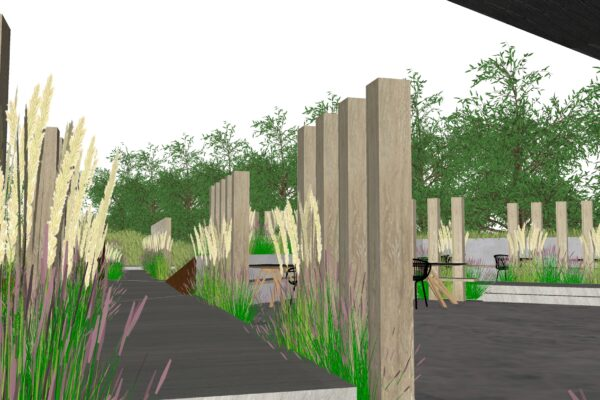 3. duindoornflat tuin terras