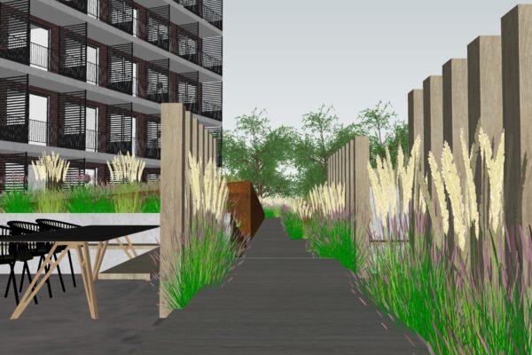 4. sfeer lounge tuin