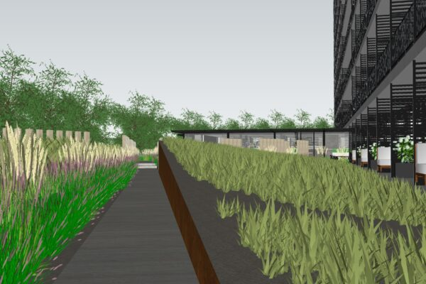 7. sfeer tuin woningen