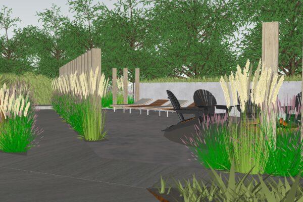 duindoornflat presbeeld - sfeer tuin 9