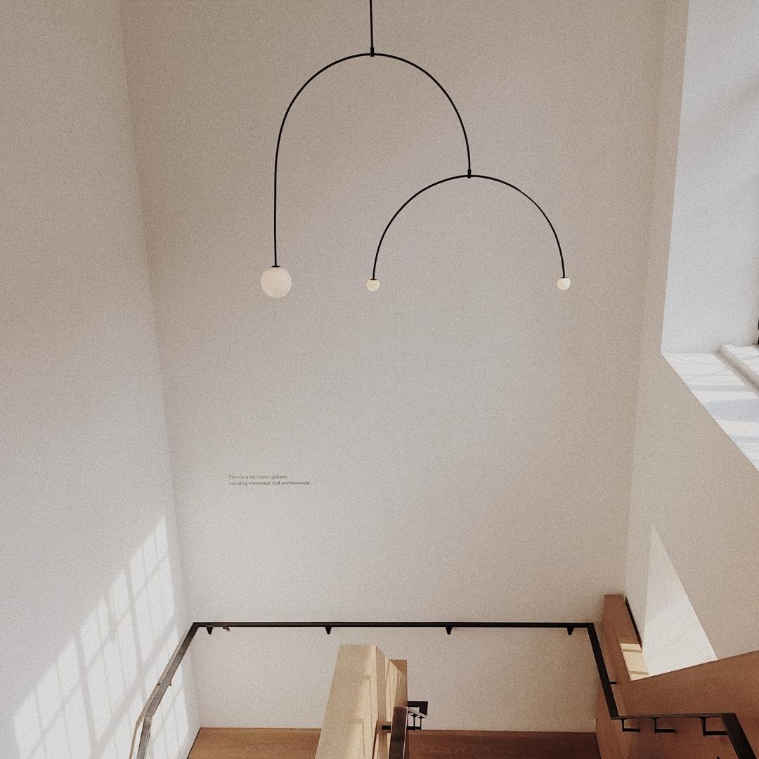 verlichting in trappenhuis